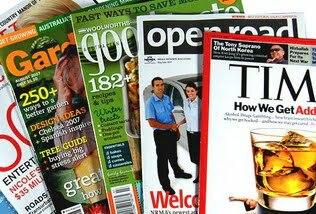 ingilizce dergi örnekleri