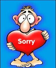 ingilizce teşekkür etme ve özür dileme cümleleri