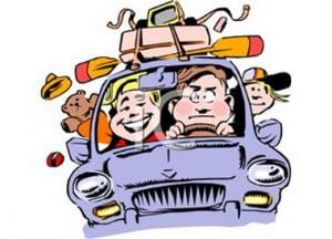 Otomobil yolculuğunda İngilizce konuşmak